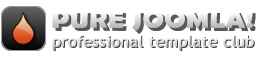 Pure Joomla! Pro Joomla Templates Club